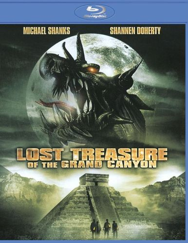 The Lost Treasure of the Grand Canyon [Blu-ray] [2008] 9906625