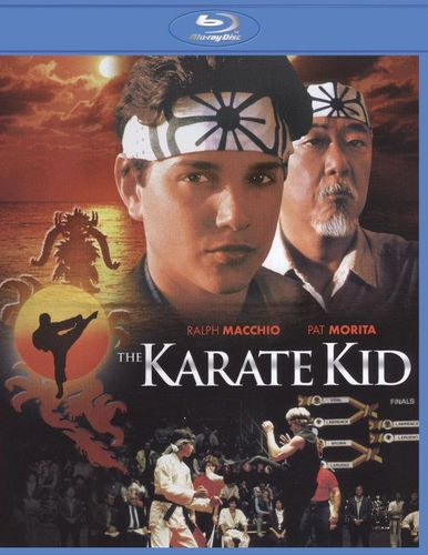 The Karate Kid [Blu-ray] [1984] 9906843
