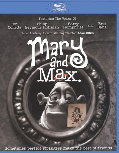Mary and Max [Blu-ray] [2009] 9918505