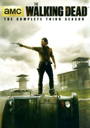 The Walking Dead: The Complete Third Season [5 Discs] [DVD] 9920042