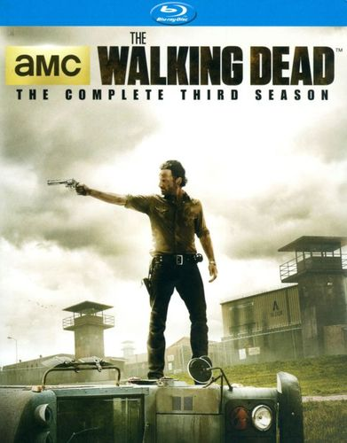The Walking Dead: The Complete Third Season [5 Discs] [Blu-ray] 9920051