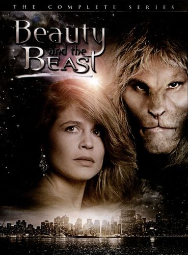 Beauty and the Beast: The Complete Series [15 Discs] [DVD]