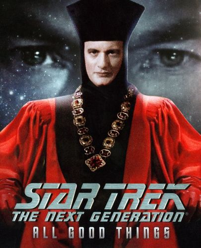 Star Trek: The Next Generation - All Good Things [Blu-ray] 9925448