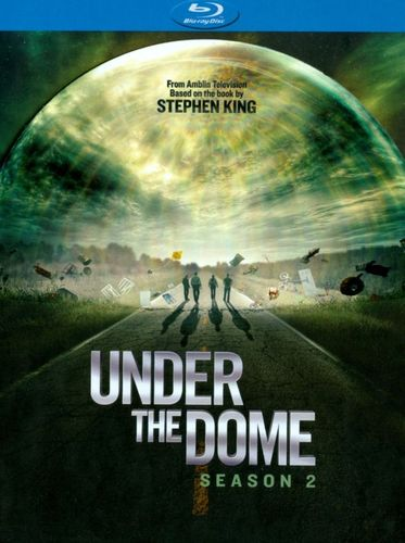 Under the Dome: Season 2 [4 Discs] [Blu-ray] 9925519