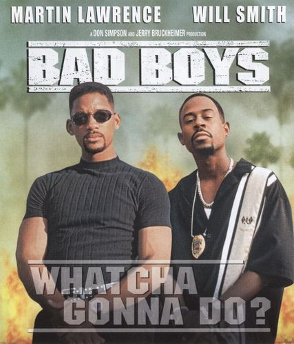 Bad Boys [Blu-ray] [1995] 9929422