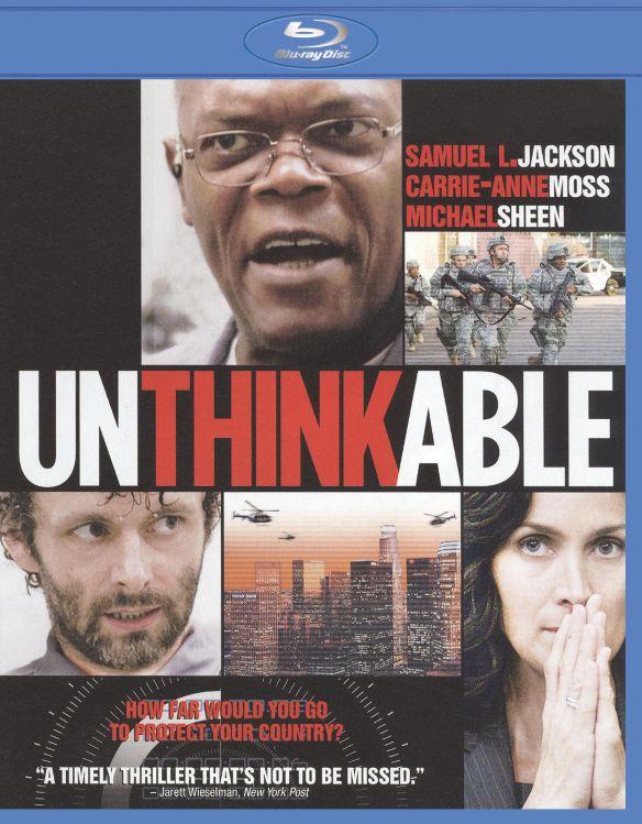 Unthinkable [Blu-ray] [2010] 9929431