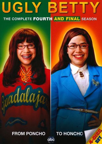 Ugly Betty: The Complete Fourth Season [4 Discs] [DVD] 9929899