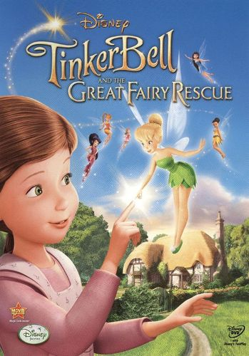 Tinker Bell and the Great Fairy Rescue [DVD] [2010] 9929917