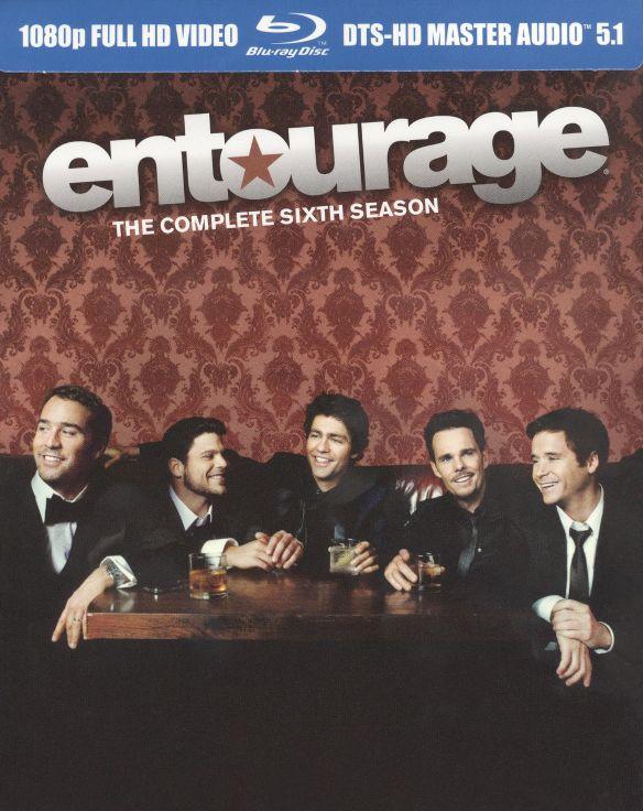 Entourage: The Complete Sixth Season [3 Discs] [Blu-ray] 9930704
