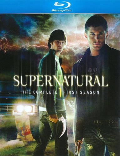 Supernatural: The Complete First Season [4 Discs] [Blu-ray] 9930731