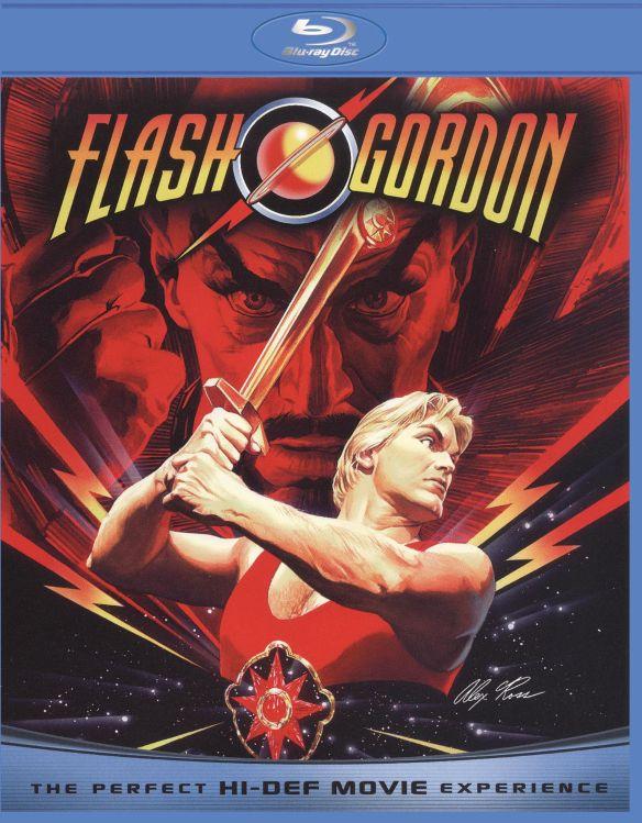 Flash Gordon [Blu-ray] [1980] 9934054
