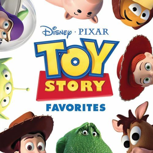 Toy Story Favorites [CD]