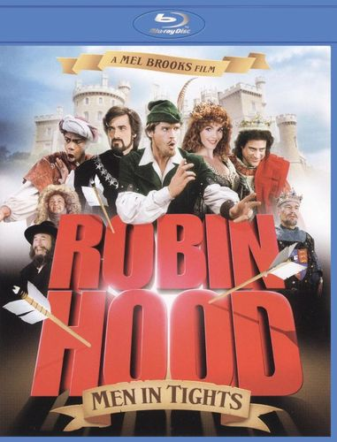 Robin Hood: Men in Tights [Blu-ray] [1993] 9942431
