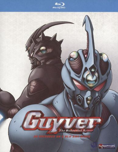 Guyver: The Bio-Booster Armour - The Complete Series [3 Discs] [Blu-ray] 9946895
