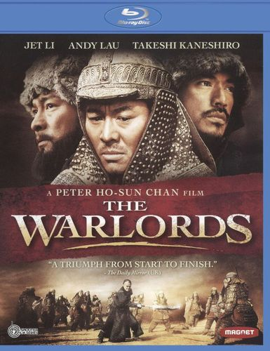 The Warlords [Blu-ray] [2007] 9946904