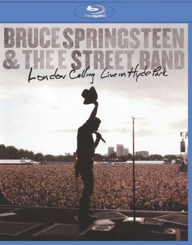 London Calling: Live in Hyde Park [DVD] [Blu-Ray Disc] 9954506