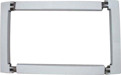 "Frigidaire - Trim Kit for Most 26"" Through-the-Wall Air Conditioners - White 9958636"