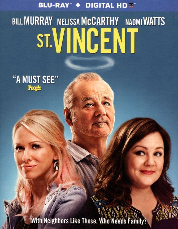 St. Vincent [Includes Digital Copy] [Ultraviolet] [Blu-ray] [2014] 9959137