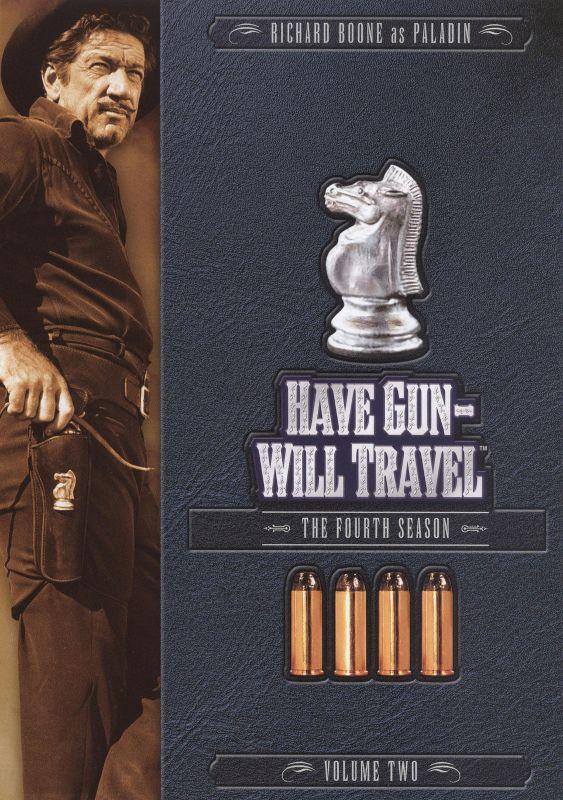 Have Gun, Will Travel: The Fourth Season, Vol. 2 [3 Discs] [DVD] 9960216