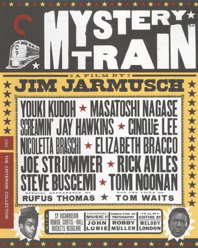 Mystery Train [Criterion Collection] [Blu-ray] [1989] 9960561