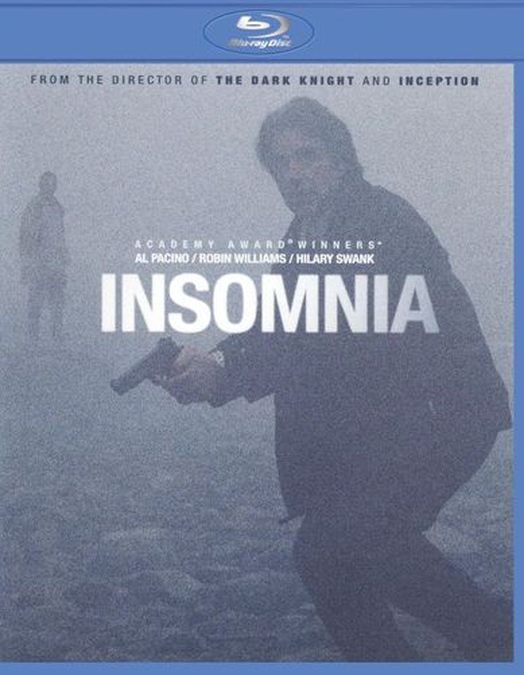 Insomnia [WS] [With Movie Cash] [Blu-ray] [2002] 9963046