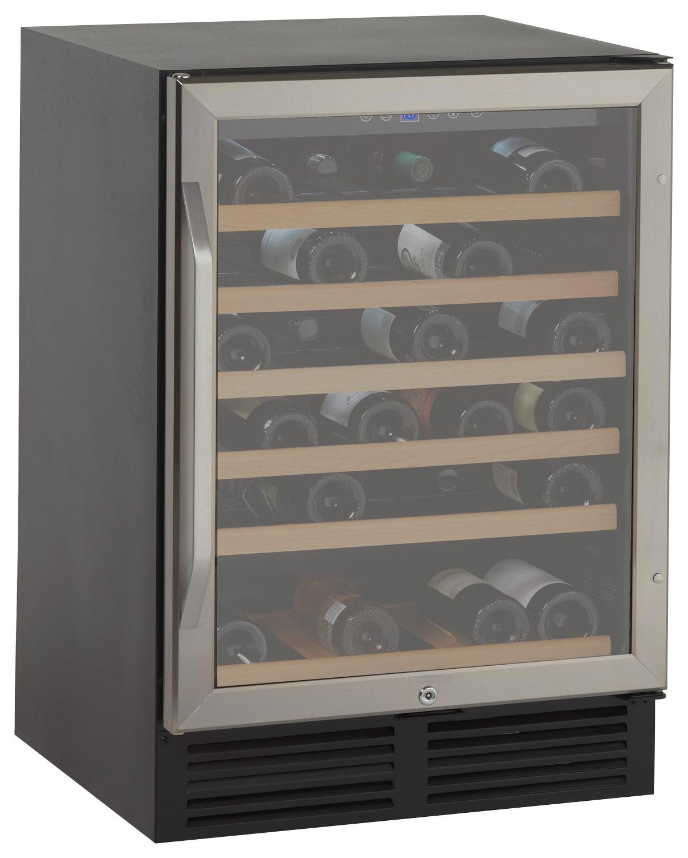 Avanti - 50-Bottle Wine Chiller - Black
