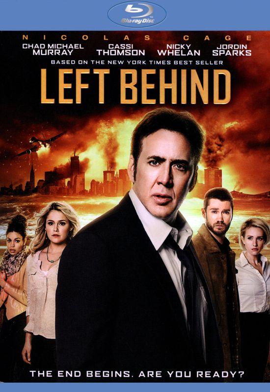 Left Behind [Blu-ray] [2014] 9976112