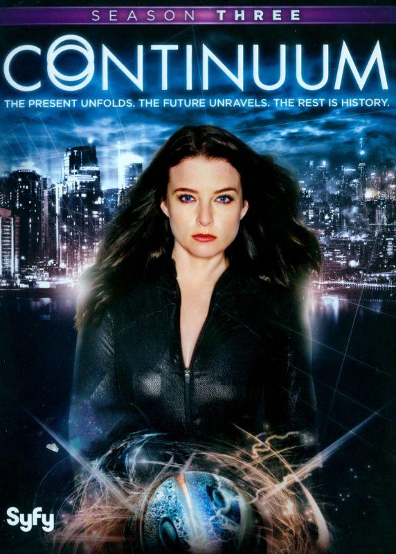Continuum: Season Three [3 Discs] [DVD] 9985159