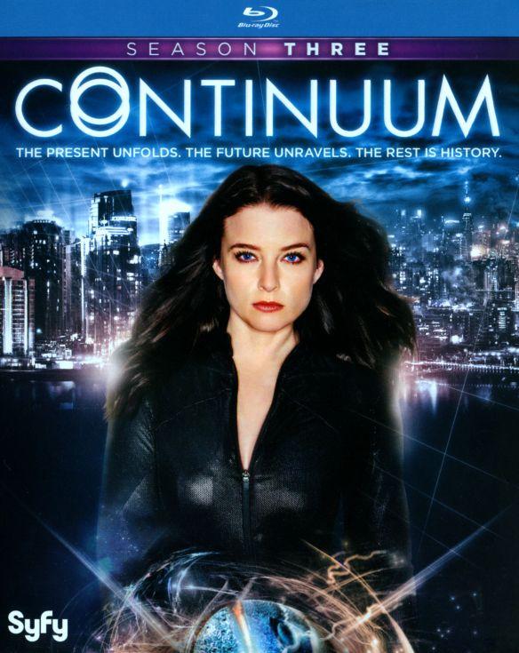 Continuum: Season Three [3 Discs] [Blu-ray] 9985168