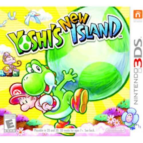 Yoshi's New Island - Nintendo 3DS [Digital]