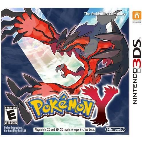 Pokemon Y - Nintendo 3DS [Digital]