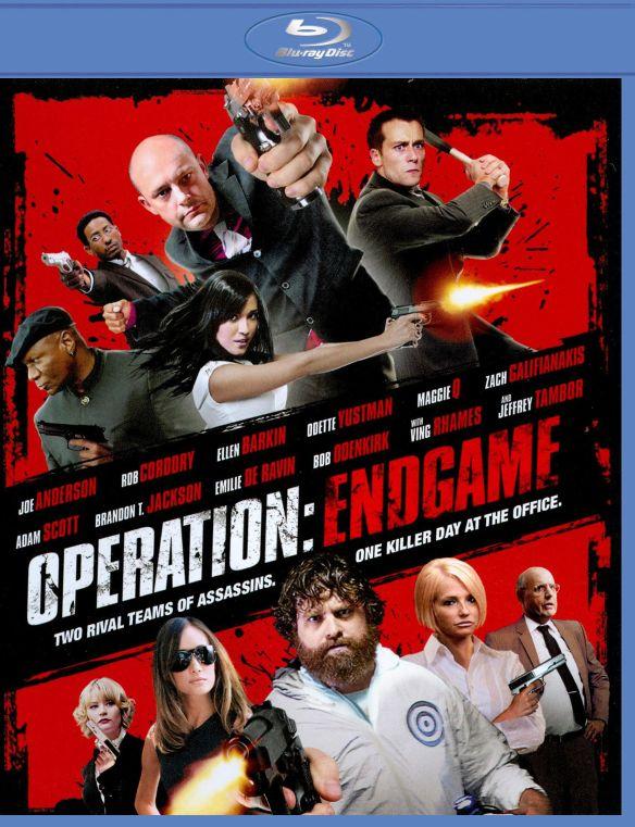 Operation: Endgame [Blu-ray] [2010] 9996089