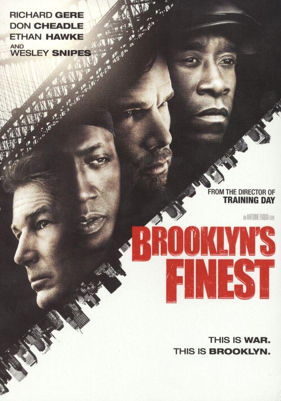 Brooklyn's Finest [DVD] [2009] 9996098