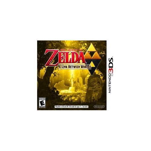 The Legend of Zelda: A Link Between Worlds - Nintendo 3DS [Digital]