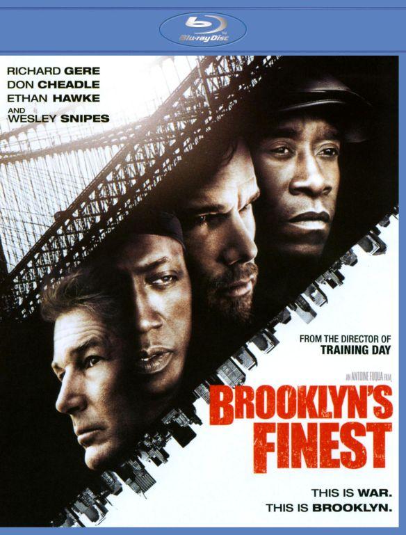 Brooklyn's Finest [Blu-ray] [2009] 9998193