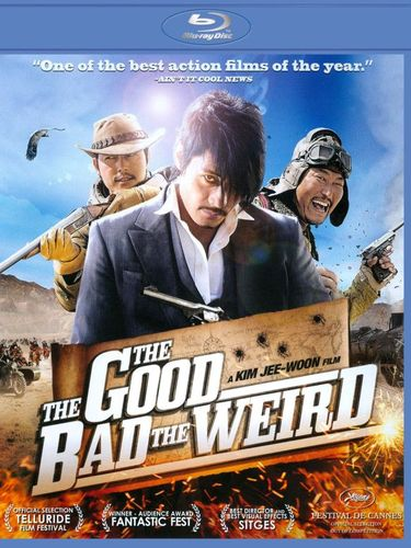 The Good, the Bad, the Weird [Blu-ray] [2008] 9998688