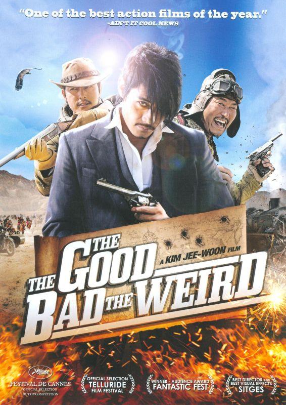 The Good, the Bad, the Weird [DVD] [2008] 9998779