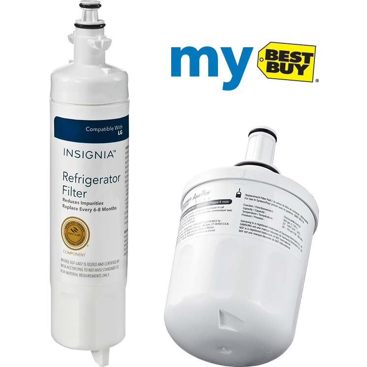 Water filters, My Best Buy