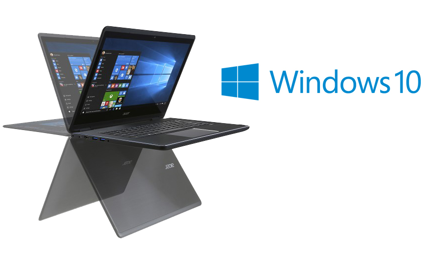 Laptop, Windows 10