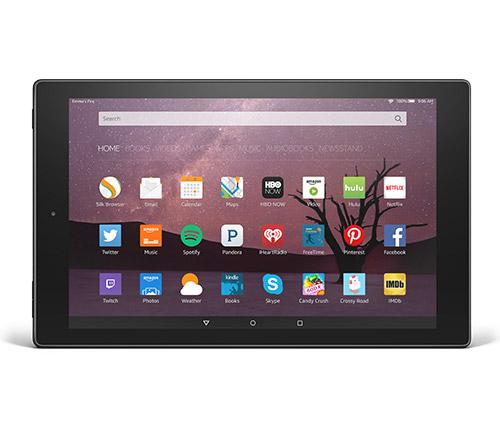 Tablet, fire HD10