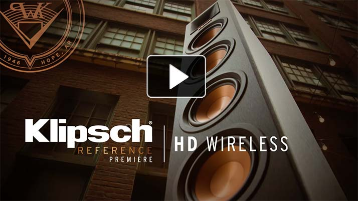 klipsch logo. home entertainment system with speakers, klipsch reference premiere, hd wireless logo
