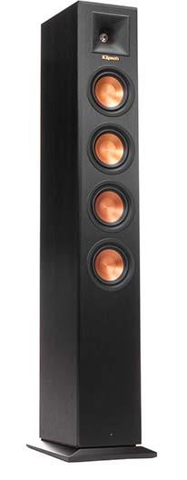 Wireless floor speaker