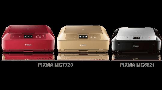 Printers, Pixma MG7720, Pixma MG6821