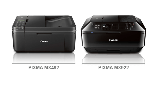 Printers, Pixma MX492, Pixma MX922