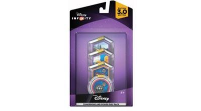 Infinity power discs