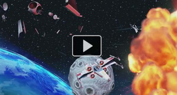 Disney Infinity 3.0 Star Wars Video