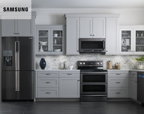 White Kitchen Stainless Appliances black stainless steel appliances - best buy