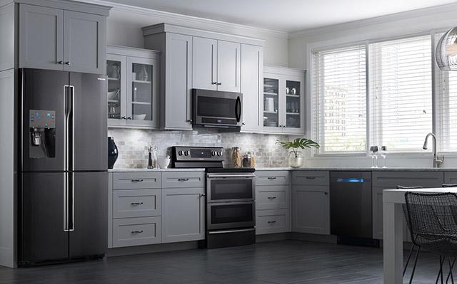 Samsung Black Stainless Steel Appliances Best Buy
