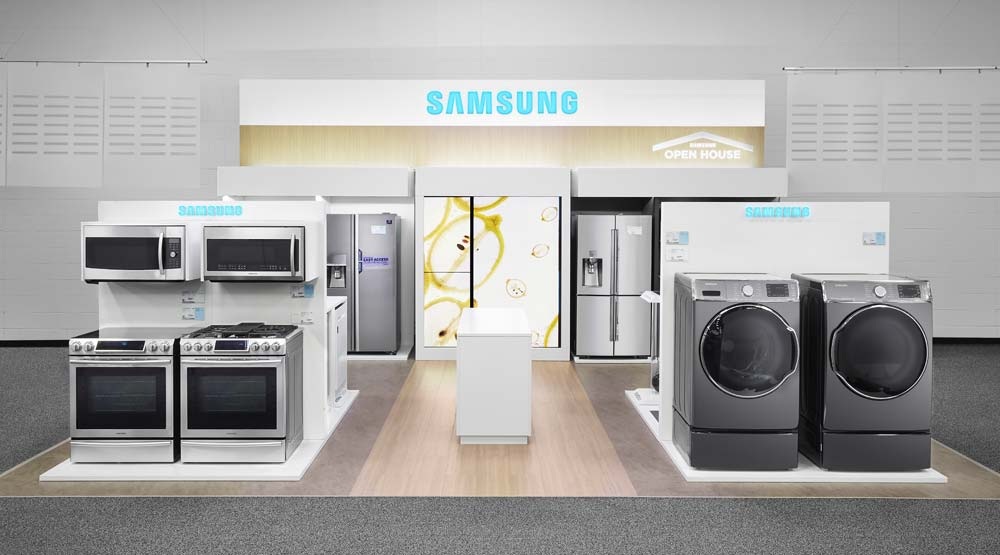 Samsung Open House - Best Buy