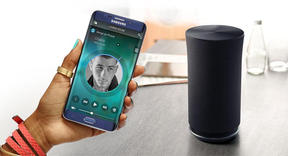 Smartphone and speaker
